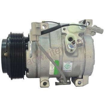 10S17C compressor TOYOTA PRADO 2700 TRJ120 88320-6A160