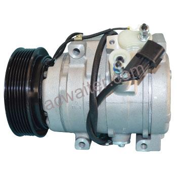 10S17C compressor MITSUBISHI PAJERO V73 MR513348