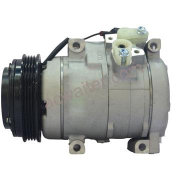 10S17C automotive air conditioning compressor SUBARU 447260-8351