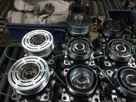 12V Electric Compressor Integral Type1857