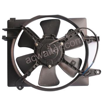 CHERY QQ radiator fan / S11-1308010BA, 93741009