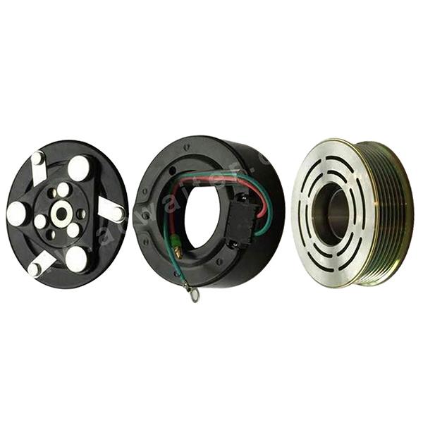 TRS Honda compressor magnetic clutch 7PK 106MM 12V