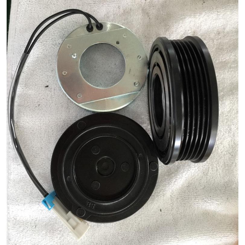 CVC Opel compressor magnetic clutch 5PK 104MM 12V.