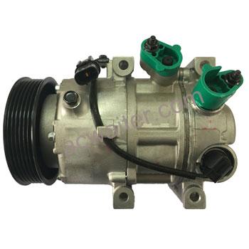 DVE12 Hyundai compressor 97701-3R000