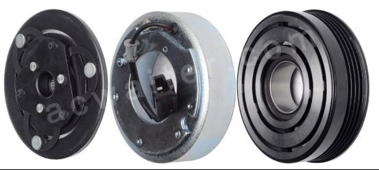DKV-10R Subaru compressor magnetic clutch 4PK 100MM 12V631