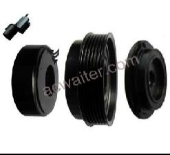 HCC Kia compressor magnetic clutch 6PK 118MM 12V1020
