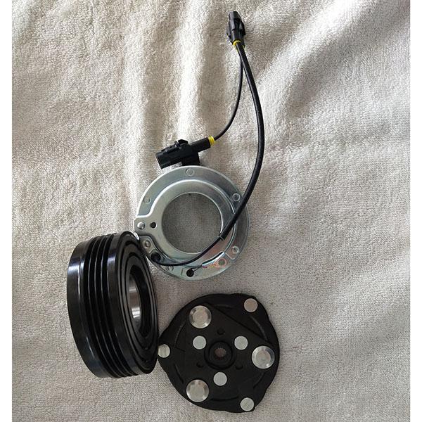 MSC60CAS Mitsubishi compressor magnetic clutch 4PK 90MM 12V.