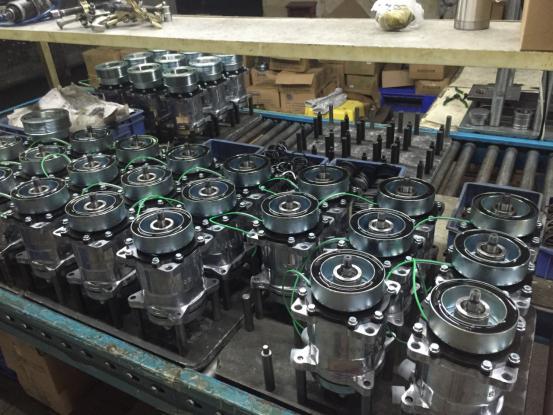 12V Electric Compressor Integral Type1856