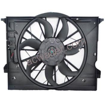 Mercedes E200 Electric Fan 2115001693   2115050555