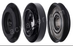 HCC Kia compressor magnetic clutch 6PK 118MM 12V1120