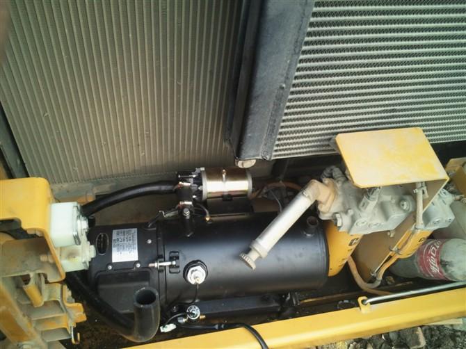 parking air heater
